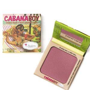 TheBalm Cabana Boy Shadow Blush